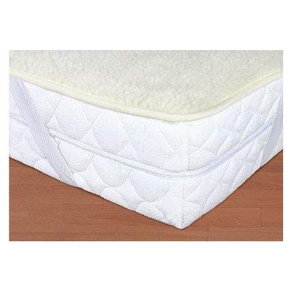 Evropské merino matracový chránič 450g/m2