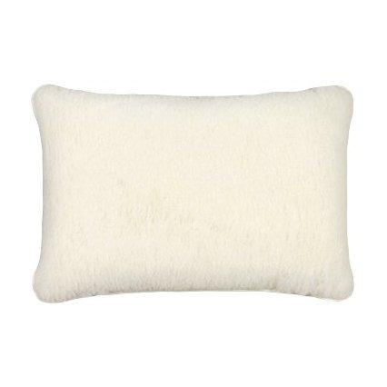 Evropské merino polštář bílý 450g/m2