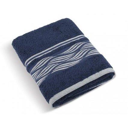Froté ručník a osuška kolekce Vlnka