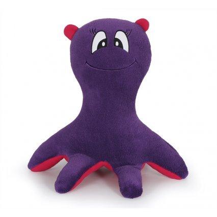 Tvarovaný polštářek chobotnice