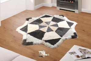 Vlněný kobereček